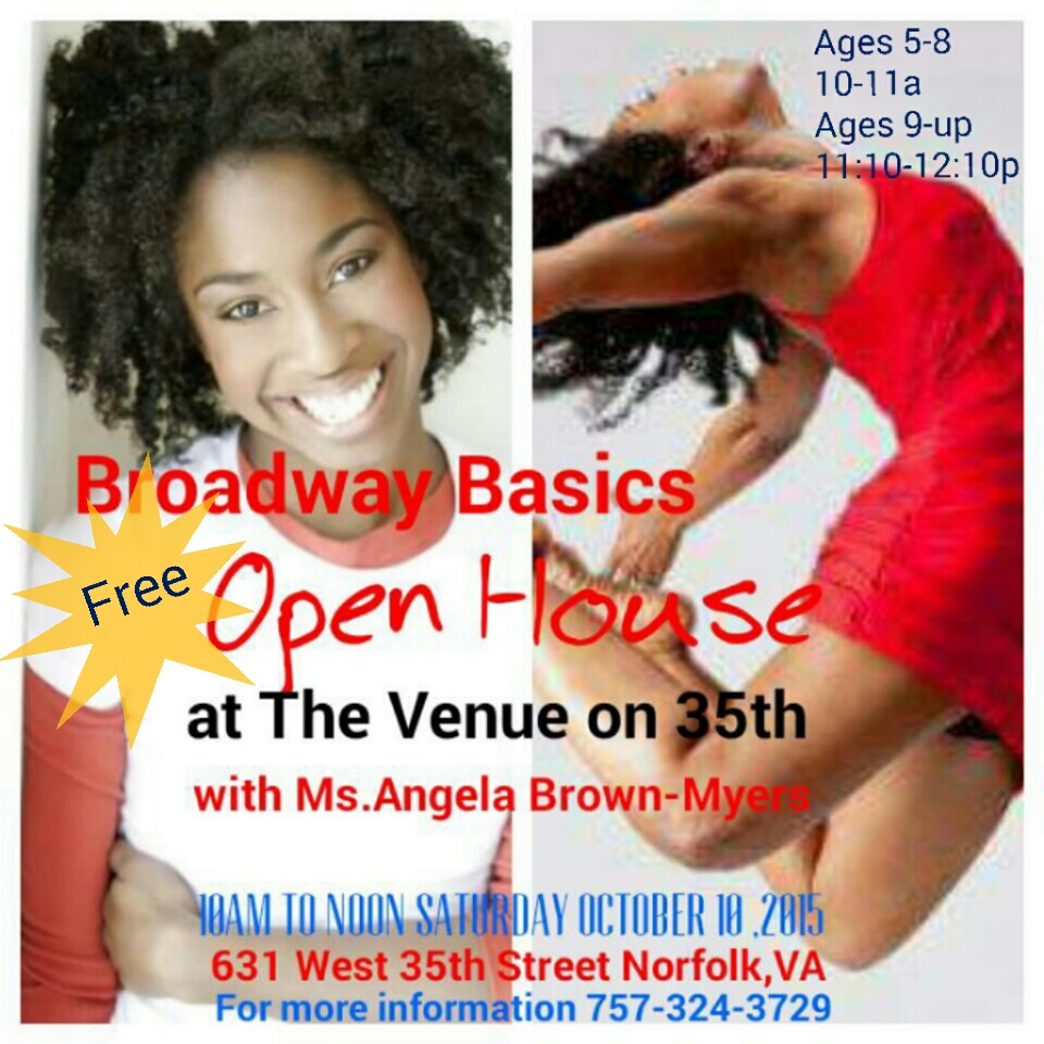 Broadway Basics Workshop
